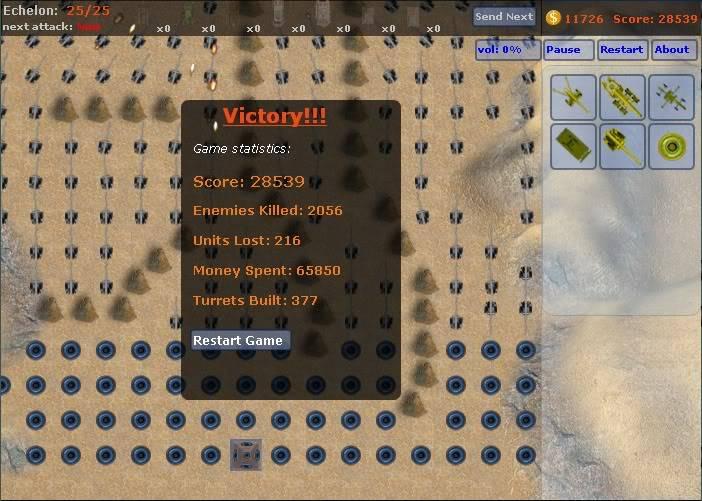 Mini-game Game snags StormTurretDefense-1