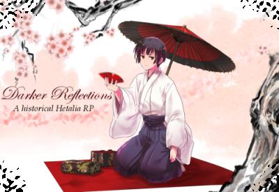 Darker Reflections, An Axis Powers Hetalia RP ResizeJapan