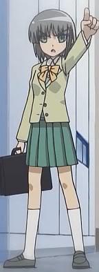 [Hayate no Gotoku] [Aizawa Sakuya] [School Uniform] C278e87f