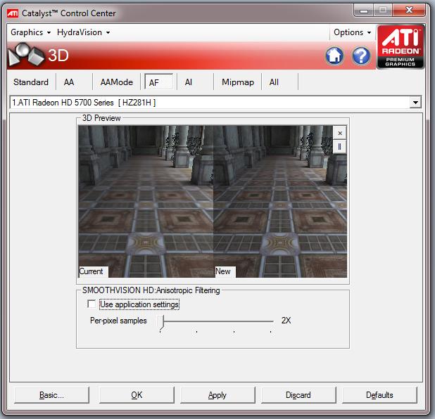Improving FPS (with an ATI GPU/Gfx Card) 10