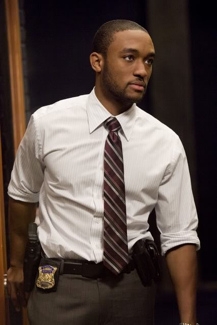 Barry Frost (Lee Thompson Young) LeeasBarryFrost