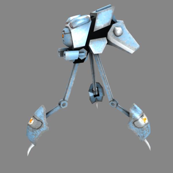 Zailo Tripod battle droid MDR6