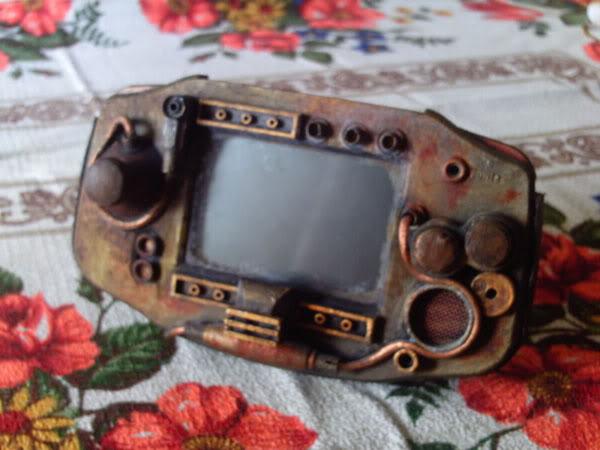 Una Game Boy Steampunk! PTDC0339