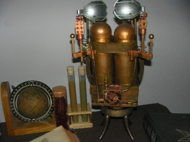 """Museo """"The Golden Gear"""" SANY0076"""