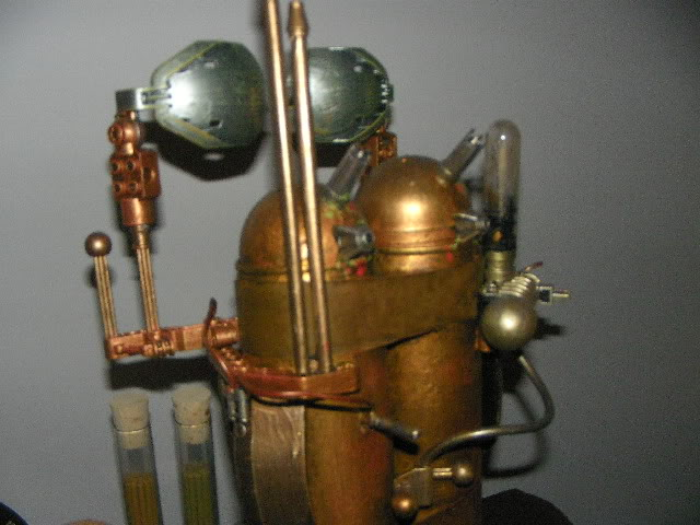 """Museo """"The Golden Gear"""" SANY0079"""