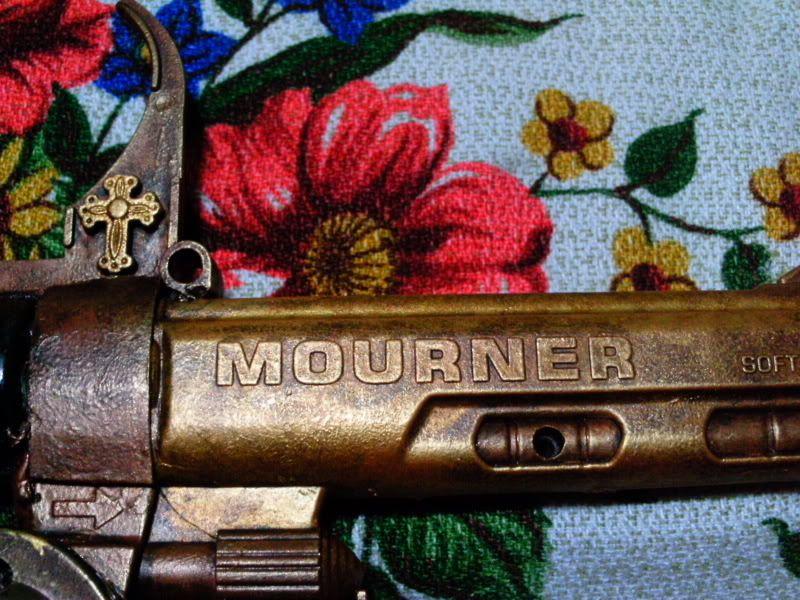Ars Obscura presenta: Mourner (aka Las Plañideras) PTDC0084