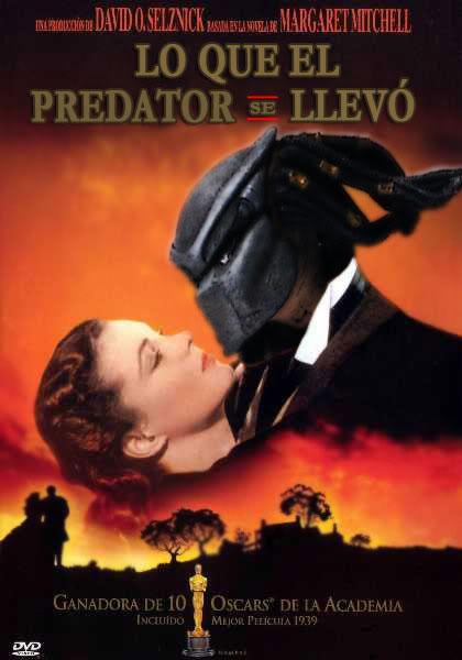 Alien vs Predator a lo steampunk Loquelpredatorsellevo