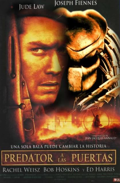 Alien vs Predator a lo steampunk PREDATOR-A-LAS-PUERTAS