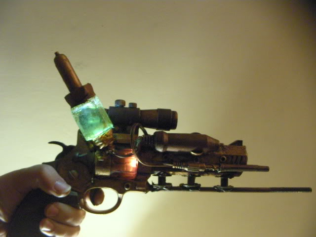 An old creation: The Von Brokenheimer Reality Perforator. SANY0031-3