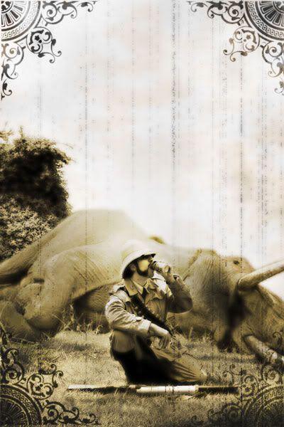 Fotos de los foreros Safari-antiguo
