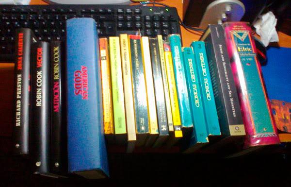 De bibliotecas y libros que reflejan nuestros gustos American-gods0