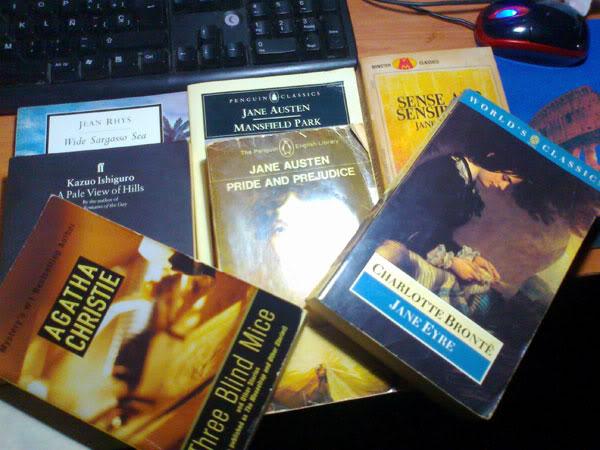 De bibliotecas y libros que reflejan nuestros gustos Austen