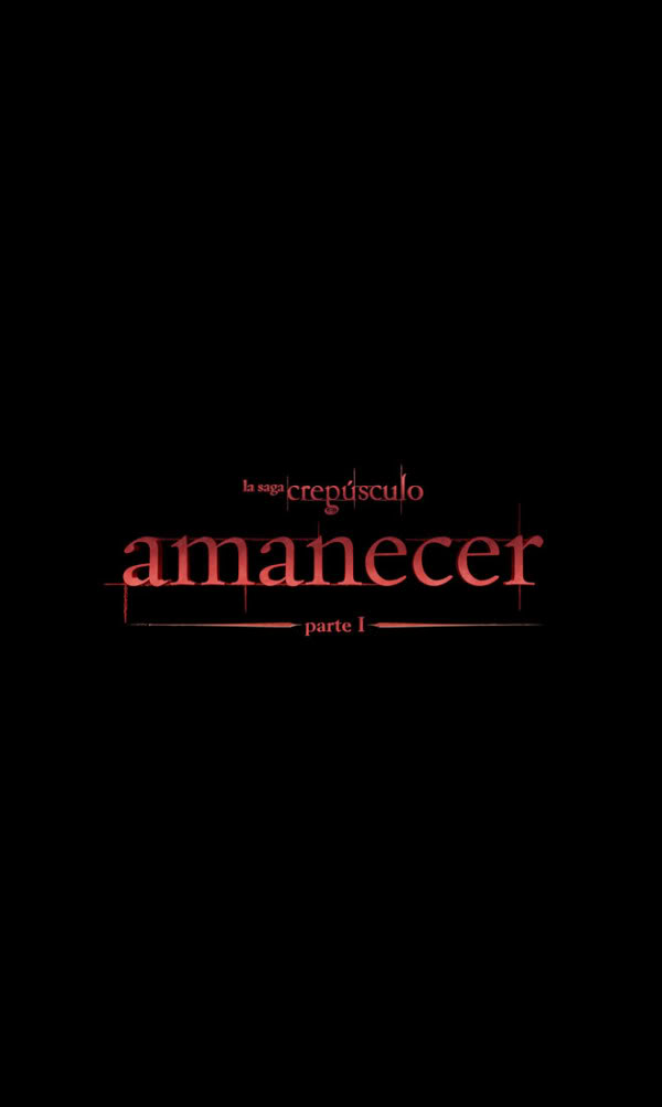 Saga CREPÚSCULO - BREAKING DAWN 1 (Amanecer 1ª parte) - Página 4 272466901