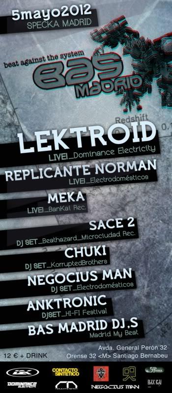 05.05.2012 BAS MADRID MY BEAT with LEKTROID+REPLICANTE NORMAN+SACE 2+MEKA+CHUKI+ANKTRONIC+NEGOCIUS MAN+BAS MADRID DJ´S - Página 2 Mmb_5mayo_mail