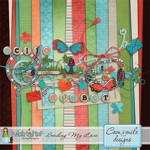 Camomile Designs at the Digi dares! (25% off) CD_SendingMyLoveKit_Preview
