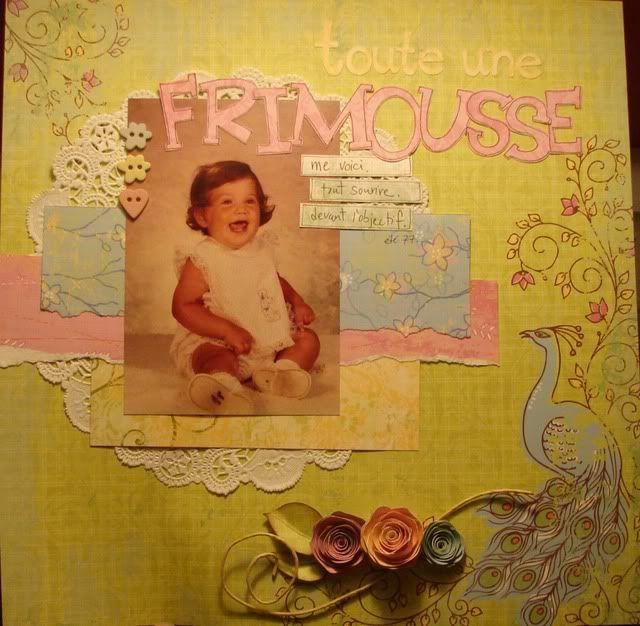 Toute une frimousse: Défi Magenta Frimousse-1