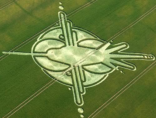 Rrathet ne grure - Crop Circle Messaggi_cosmici7