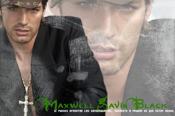 Dioses y mortales. - Página 3 MaxwellBlackBanner