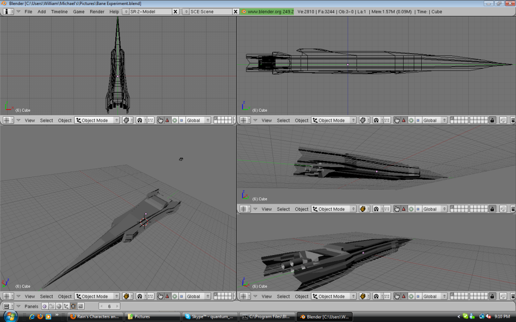 New 3D model collection - Page 2 BaneofExistance