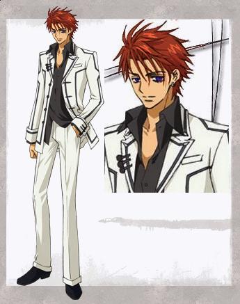 Rain's Characters and Copyrights AdmiralRaiden