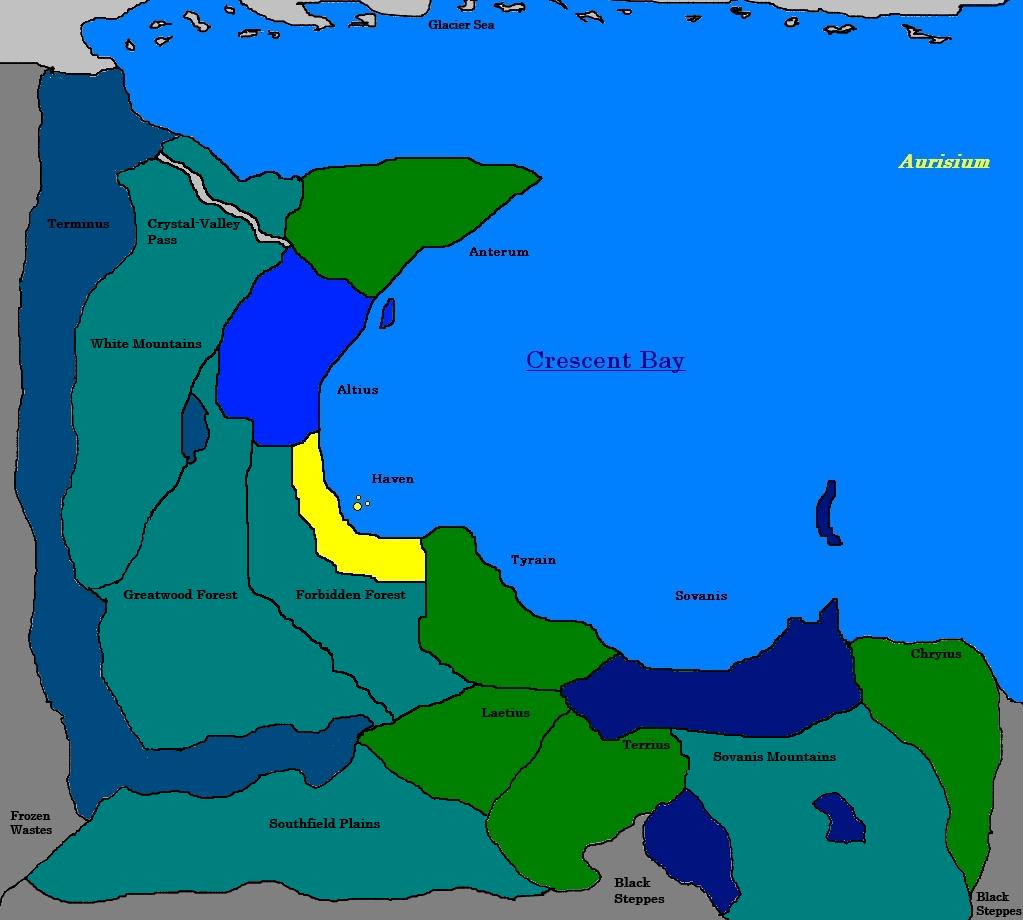 The Sovereignties of Aurisium Aurisi11
