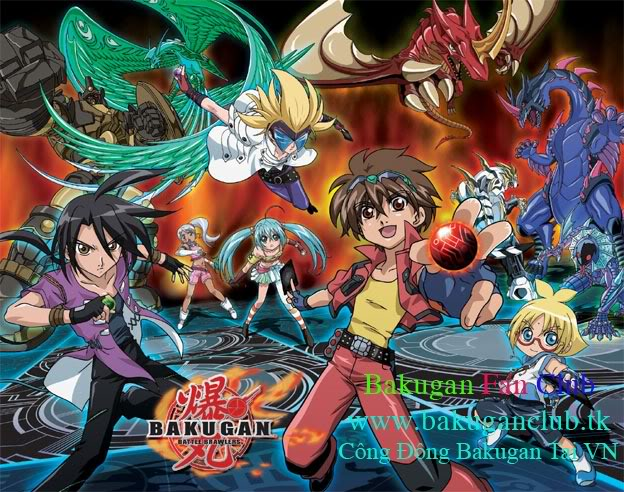 Bakugan VN Club