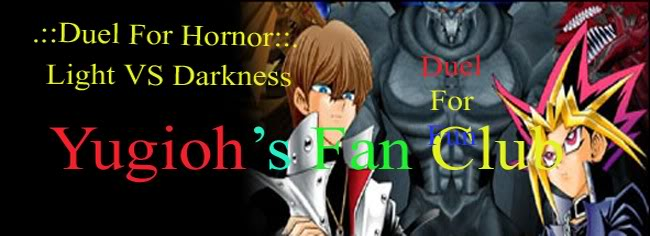 ๑๑۩۞۩๑๑...YuGiOh 's Fan Club...๑๑۩۞۩๑๑