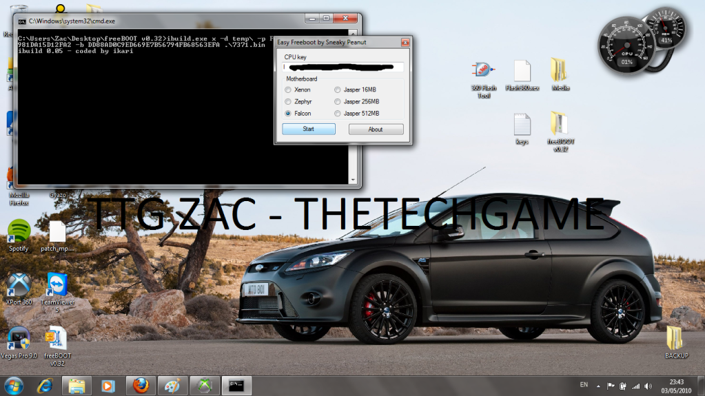 How To Install Freeboot-----With Images, TTG Zac! 15