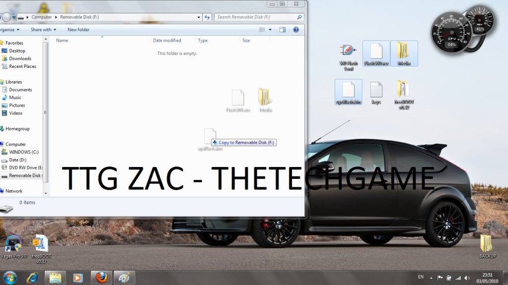 How To Install Freeboot-----With Images, TTG Zac! 20