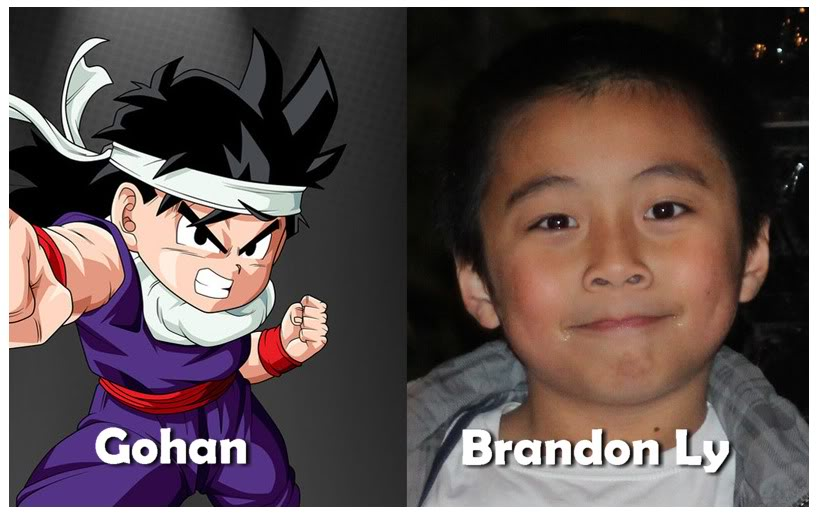 'Dragon Ball Z Saiyan Saga', cuando los fans superan a Hollywood GOHAN