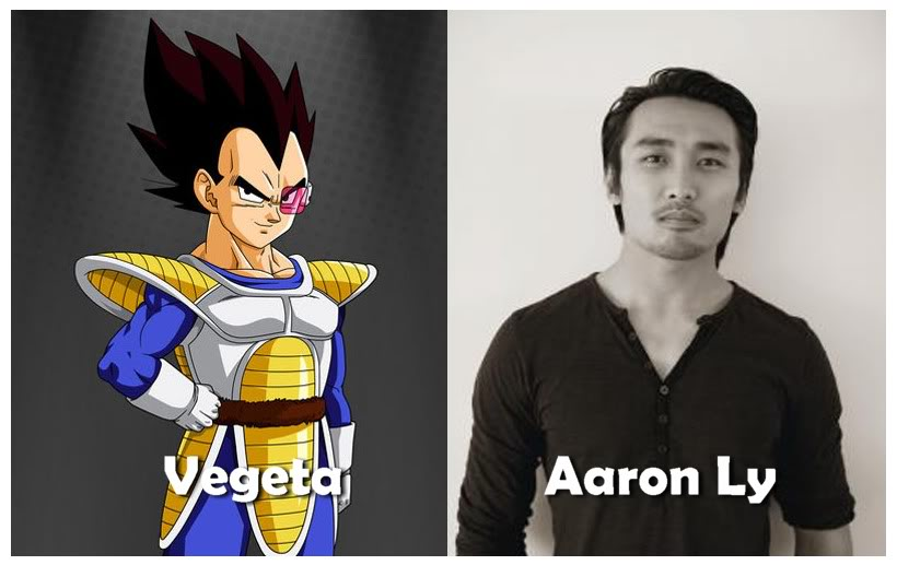 'Dragon Ball Z Saiyan Saga', cuando los fans superan a Hollywood VEGETA