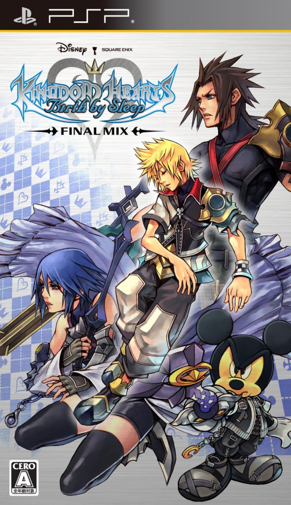 Kingdom Hearts Birth by Sleep KingdomHeartsBirthBySleepFinalMixCoverBig