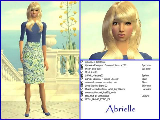 SIMS Play House Grand Opening January Update BFS09AFAbrielle