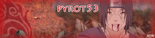 What would YOU like to see? Pyrot53banner