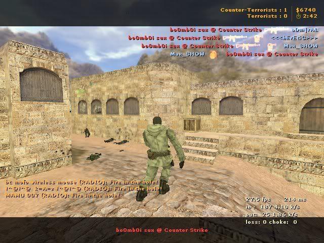 Screen shots pics (IN GAME) De_minidust20004