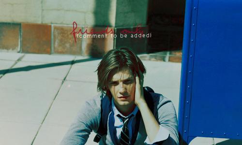 _CALLAHAN •• we're strangers in an empty space. Iteenagedirtbag_benfobanner5