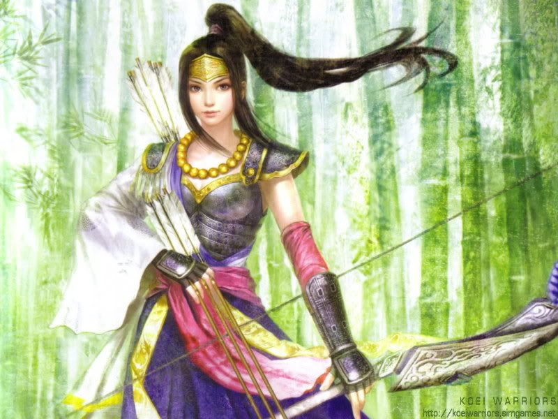 Samurai Warriors 2 Ina-1