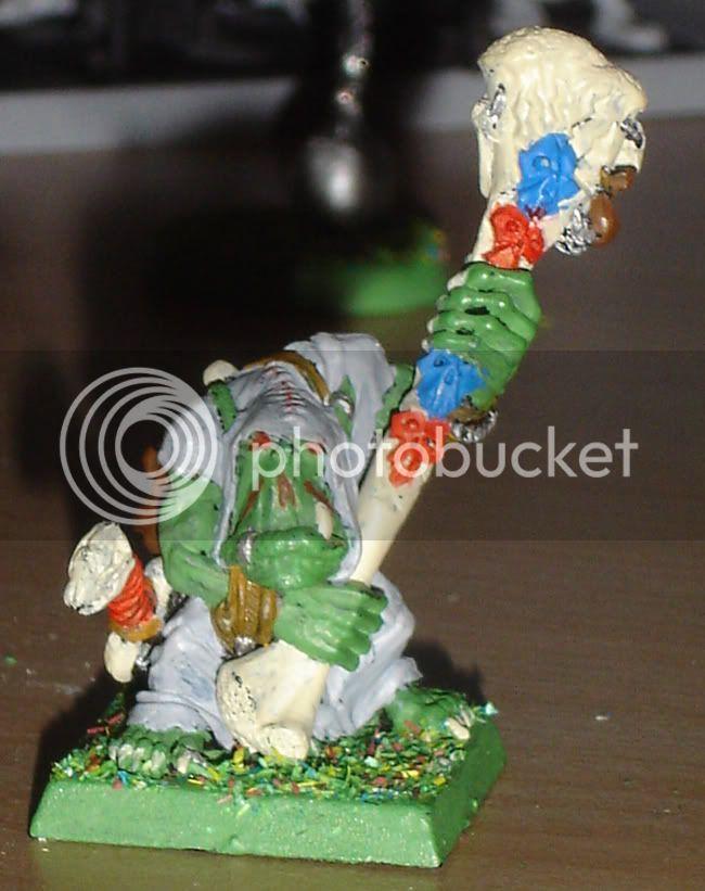 Eliazar's Miniatures Oldshaman
