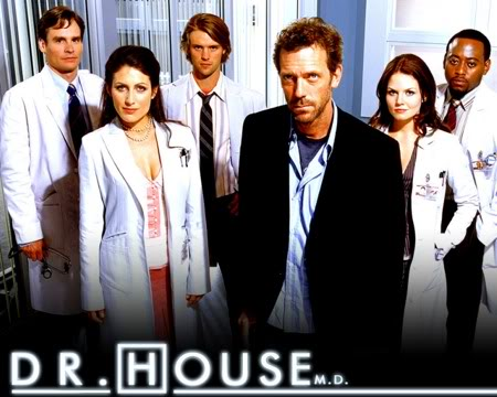[television]Dr House. House080408acd00