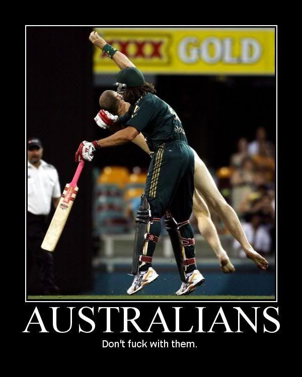 Thread full of funnies. Australians