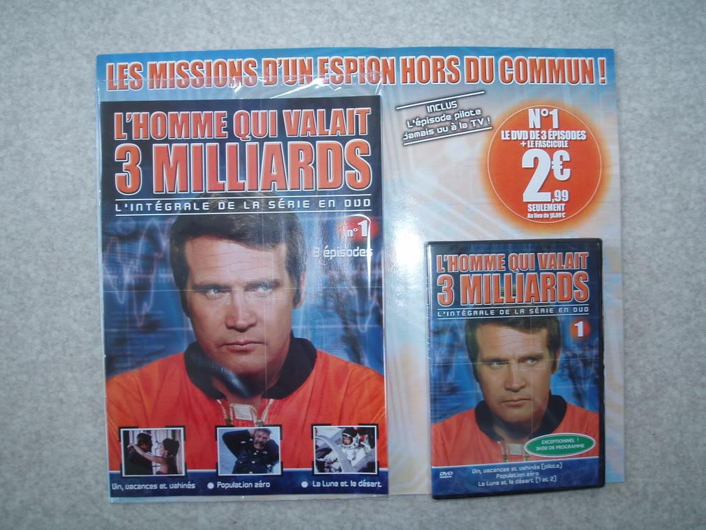 Goseb® et les dvd de Séries P7300933