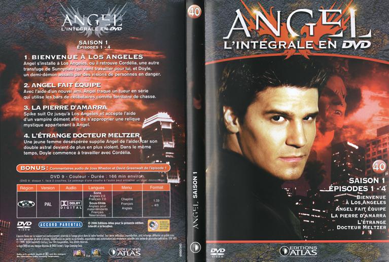 Goseb® et les dvd de Séries Angel_dvd01