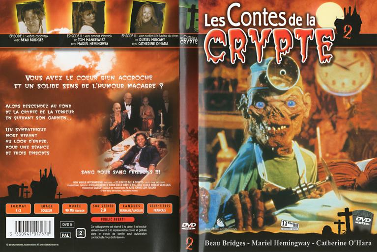 Goseb® et les dvd de Séries Crypte_dvd02