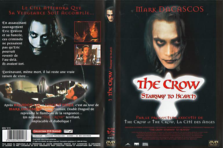 Goseb® et les dvd de Séries Dvd_thecrow01