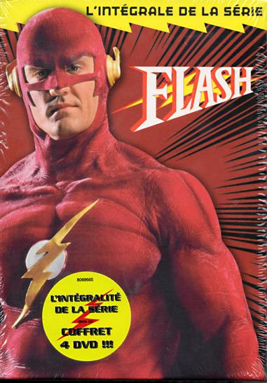 Goseb® et les dvd de Séries Flash_integrale