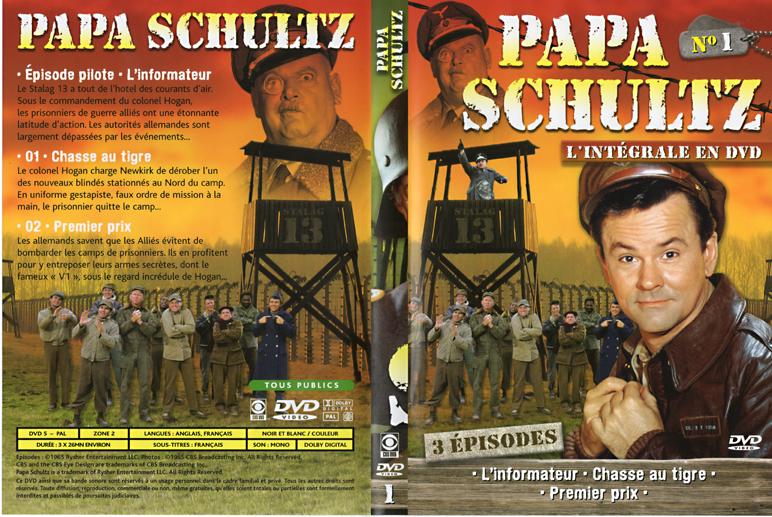 Goseb® et les dvd de Séries Papaschultz_dvd01