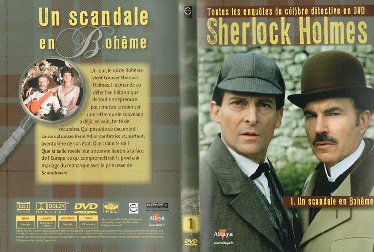 Goseb® et les dvd de Séries Sherlockholmes_dvd01