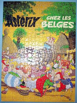 Collection Astérix le gaulois P4071434
