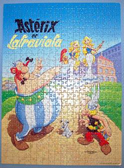 Collection Astérix le gaulois P4071435