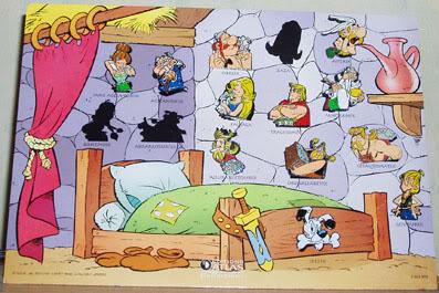 Collection Astérix le gaulois P4071436